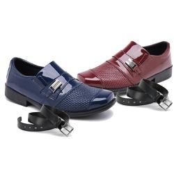 Kit 2 Pares Sapatos Socia... - Schiareli Calçados