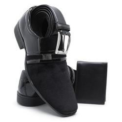 Kit Sapato Social Masculi... - Schiareli Calçados
