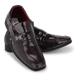 Sapato Social Masculino Em Verniz Schiareli 810 -... - Schiareli Calçados
