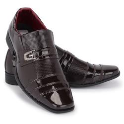 Sapato Social Masculino Em Verniz Schiareli 833 -... - Schiareli Calçados
