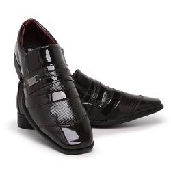 Sapato Social Masculino Em Verniz Schiareli 839 - ... - Schiareli Calçados