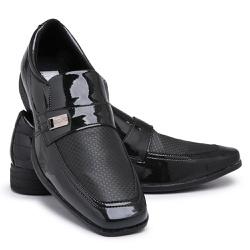 Sapato Social Masculino Em Verniz Schiareli 910 - ... - Schiareli Calçados