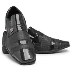 Sapato Social Masculino Em Verniz Schiareli 933 - ... - Schiareli Calçados