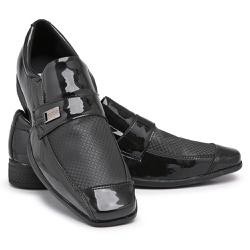 Sapato Social Masculino Em Verniz Schiareli 937 - ... - Schiareli Calçados