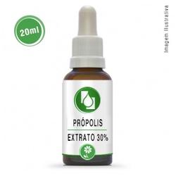 Própolis Extrato 30% 20ml - Seiva Manipulação | Produtos Naturais e Medicamentos