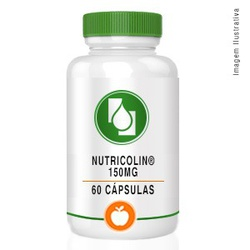Nutricolin® 150mg 60cápsulas - Seiva Manipulação | Produtos Naturais e Medicamentos