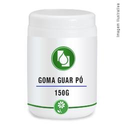 Goma Guar pó 150g - Seiva Manipulação | Produtos Naturais e Medicamentos