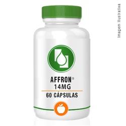 Affron® 14mg 60cápsulas - Seiva Manipulação | Produtos Naturais e Medicamentos