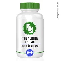 Theacrine 150mg 30cápsulas - Seiva Manipulação | Produtos Naturais e Medicamentos