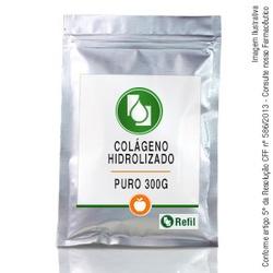 Colágeno Hidrolizado puro 300g - Seiva Manipulação | Produtos Naturais e Medicamentos