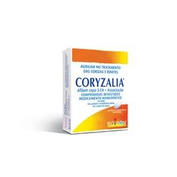 Coryzalia 40cp Boiron - Seiva Manipulação | Produtos Naturais e Medicamentos