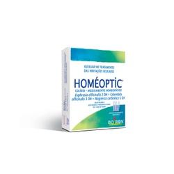 Homeoptic Colirio 10flac Boiron - Seiva Manipulação | Produtos Naturais e Medicamentos