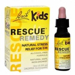 Rescue Kids 10ml - Seiva Manipulação | Produtos Naturais e Medicamentos