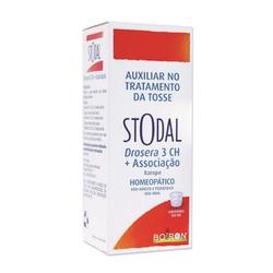 Stodal 150ml Boiron - Seiva Manipulação | Produtos Naturais e Medicamentos
