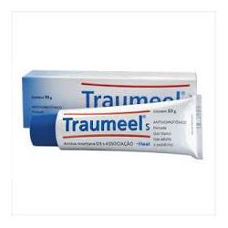 Traumeel 50g Pomada Heel - Seiva Manipulação | Produtos Naturais e Medicamentos