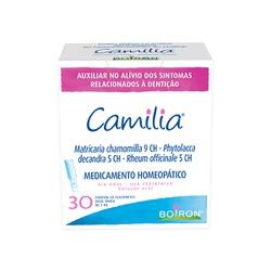 Camilia Solução oral 30 flaconetes Boiron - Seiva Manipulação | Produtos Naturais e Medicamentos