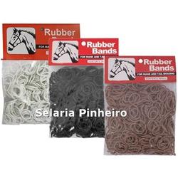 Elástico para Tranças em Crina e Rabo - Rubber Bands - Selaria Pinheiro