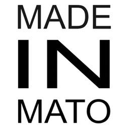 Adesivo Made In Mato (Preto) - Selaria Pinheiro