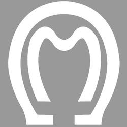 Adesivo Mangalarga M01 (Branco) - Selaria Pinheiro