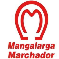 Adesivo Mangalarga M01 Grande (Vermelho) - Selaria Pinheiro