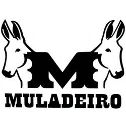 Adesivo Muladeiro M11 (Preto) - Selaria Pinheiro