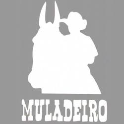 Adesivo Muladeiro M12 (Branco) - Selaria Pinheiro