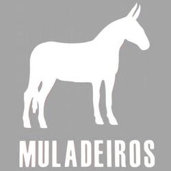 Adesivo Muladeiros M04 (Branco) - Selaria Pinheiro