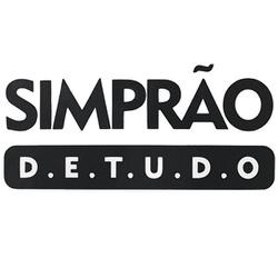Adesivo Simprão De Tudo (Preto) - Selaria Pinheiro