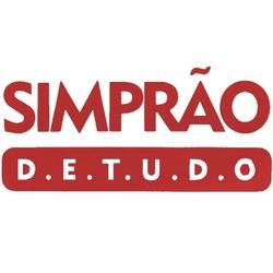 Adesivo Simprão De Tudo (Vermelho) - Selaria Pinheiro