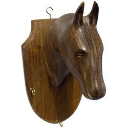 Porta Chaves Cabeça de Cavalo - Selaria Pinheiro