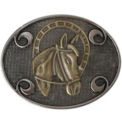 Fivela Cowboy 3290 - Selaria Pinheiro