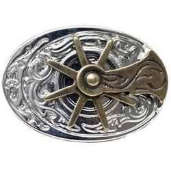 Fivela Cowboy 4255 - Selaria Pinheiro