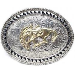 Fivela Cowboy 4285 - Selaria Pinheiro