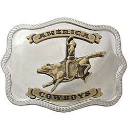 Fivela Cowboy 7171 - Selaria Pinheiro