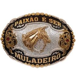 Fivela Muladeiro - Selaria Pinheiro