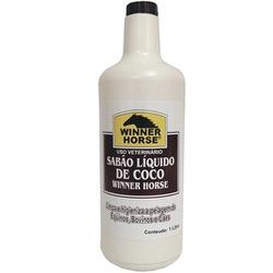 Sabão Líquido de Coco - 1 Litro - Selaria Pinheiro