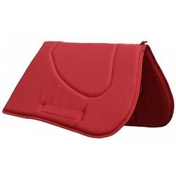 Manta Para Sela Infantil (Vermelha) - Selaria Pinheiro