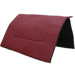 Baixeiro Sisal e Carpete (Vermelho) - Selaria Pinheiro