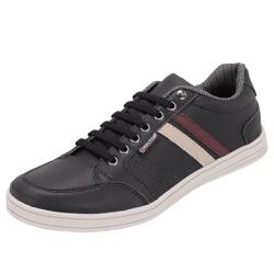 Sapato Casual Masculino Preto - SELTENBRASIL