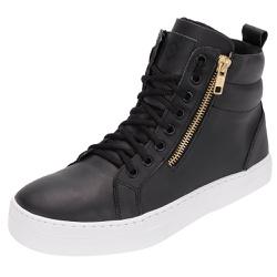 Bota Treino Academia Sneaker Fitness Preta em Cour... - SELTENBRASIL