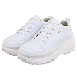 Tênis Feminino Dad Sneaker Buffalo Branco - Selten - SELTENBRASIL