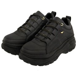Tênis Feminino Dad Sneaker Buffalo Preto - Selten - SELTENBRASIL