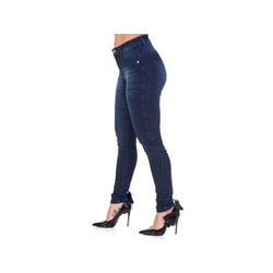 Calça Jeans Feminina Cintura Alta Empina Bumbum - SELTENBRASIL