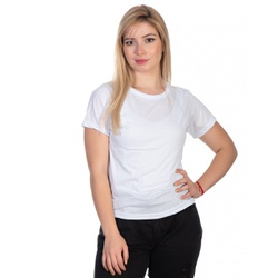Camiseta Feminina Básica - Selten - SELTENBRASIL
