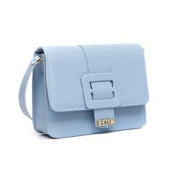 Bolsa Feminina de Ombro Grécia Azul - Selten - SELTENBRASIL
