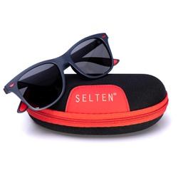 Óculos De Sol Masculino Wayfarer Selten - SELTENBRASIL