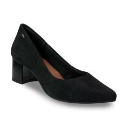 Sapato Feminino Scarpin Dakota G2163 Couro Preto - 87146 - Sensação Store