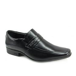 Sapato Social Masculino Jota Pe Air king 45022 Couro Preto - 84256 - Sensação Store