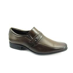 Sapato Social Masculino Jota Pe AIr Magic 77519 Marrom - 86412 - Sensação Store