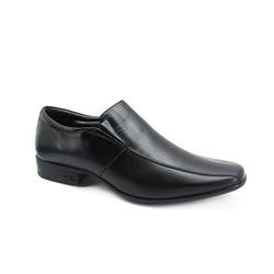 Sapato Social Masculino Jota Pe AIr Magic 77523 Couro Pelica - 86416 - Sensação Store